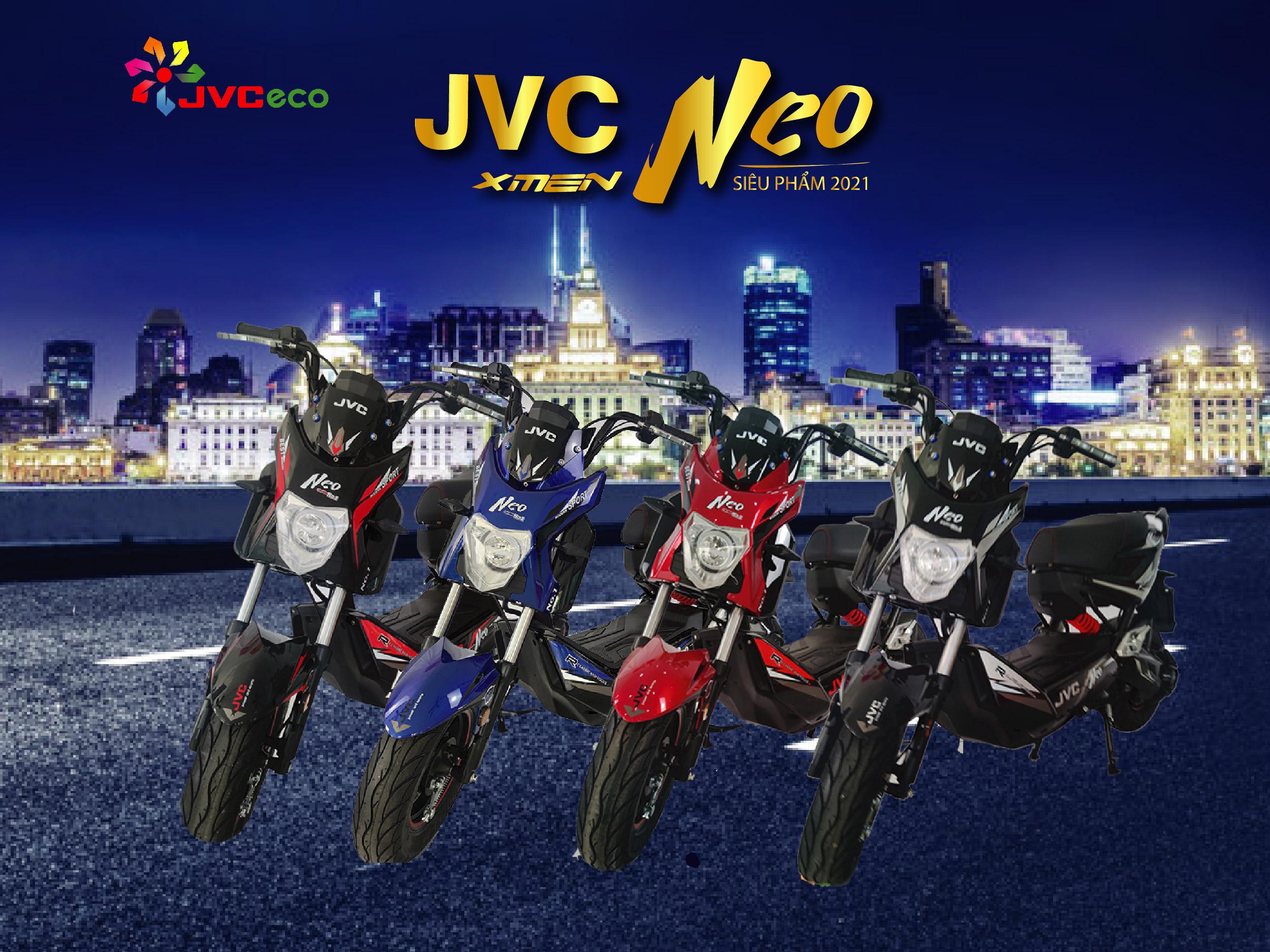 Xe điện JVC Nghệ An