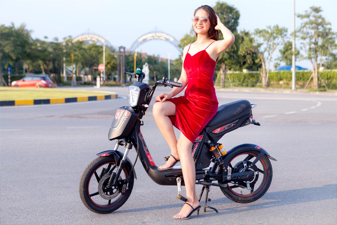 Xe điện Luck osaka Nghệ An