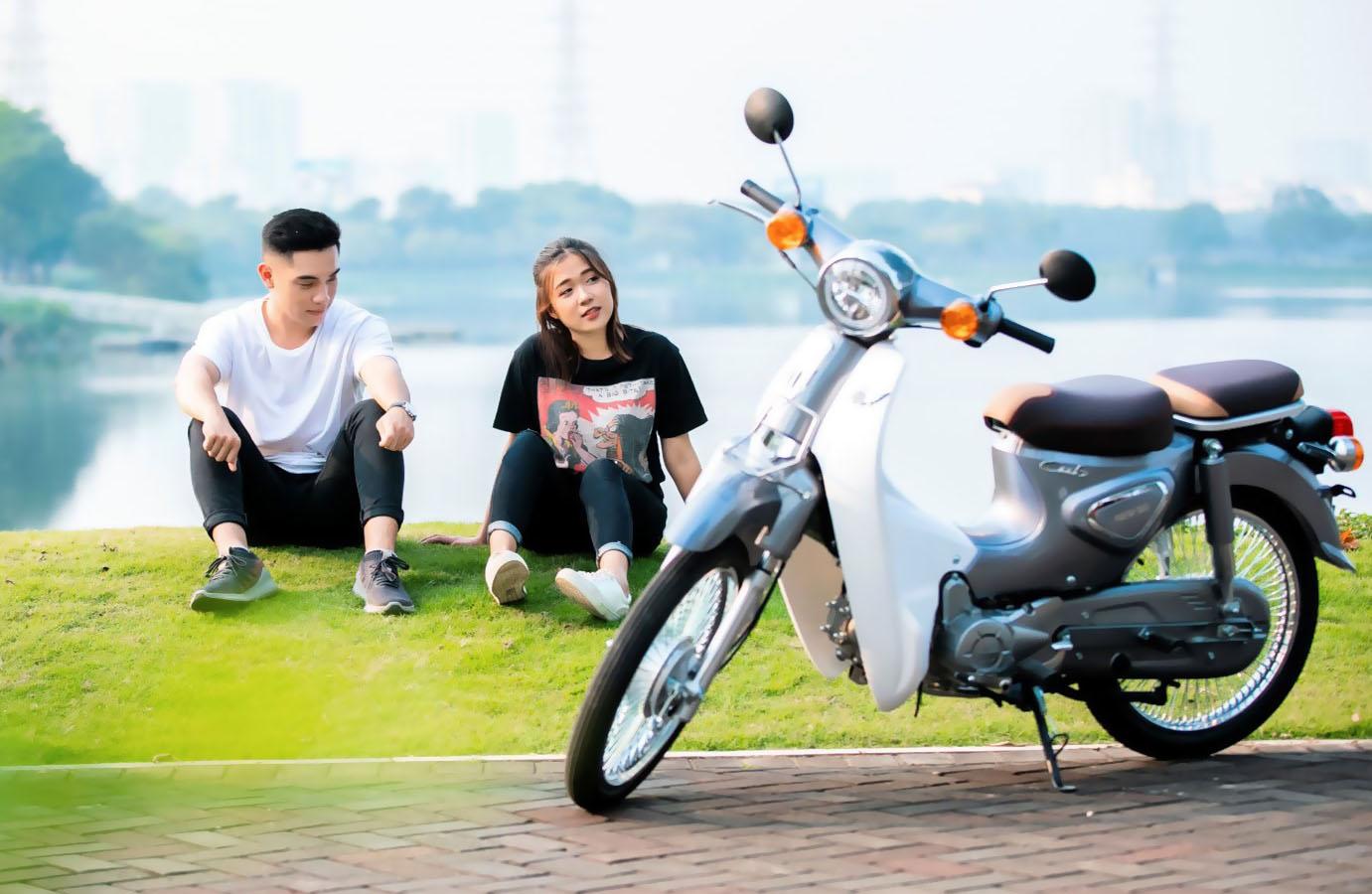 xe điện hay xe máy 50cc